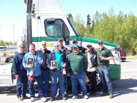 2010 Alaska Truck Driving Championships