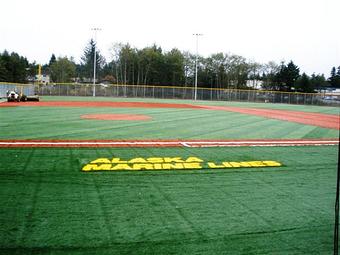 Moeller Field in Sitka, AK
