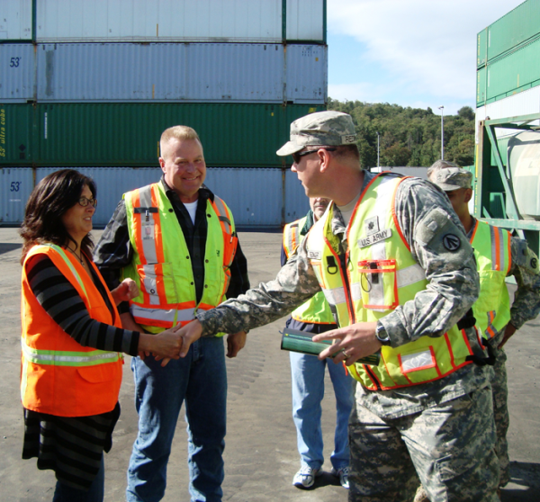 833rd Battalion to Lynden employees