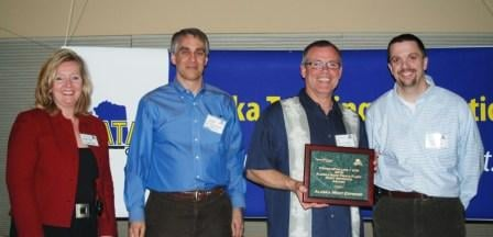 ATA Safety Award - Alaska West Express