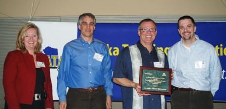 ATA Safety Award - Alaska West Express