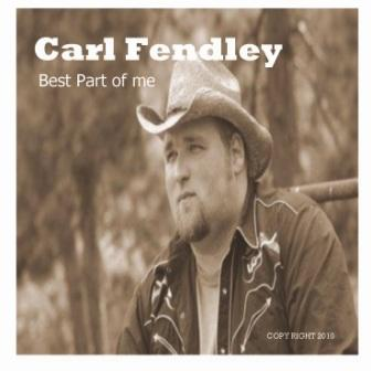 Carl Fendley - CD Cover
