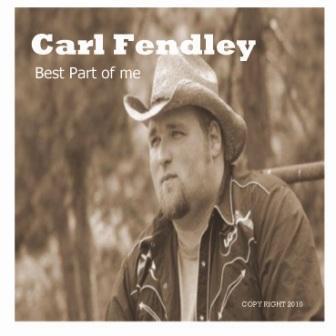 Carl Fendley - CD Cover