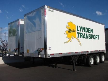 Refrigerated truck for Darigold products