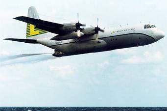 Dispersant flights