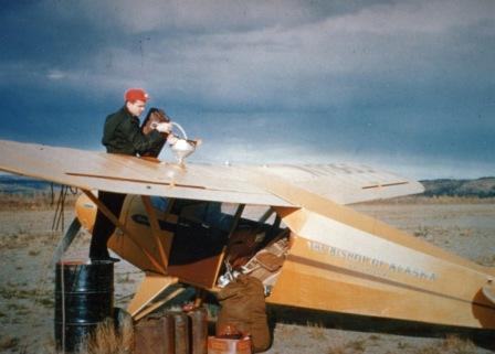 Flying Bishop Bill Gordon