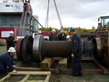 Geothermal well project