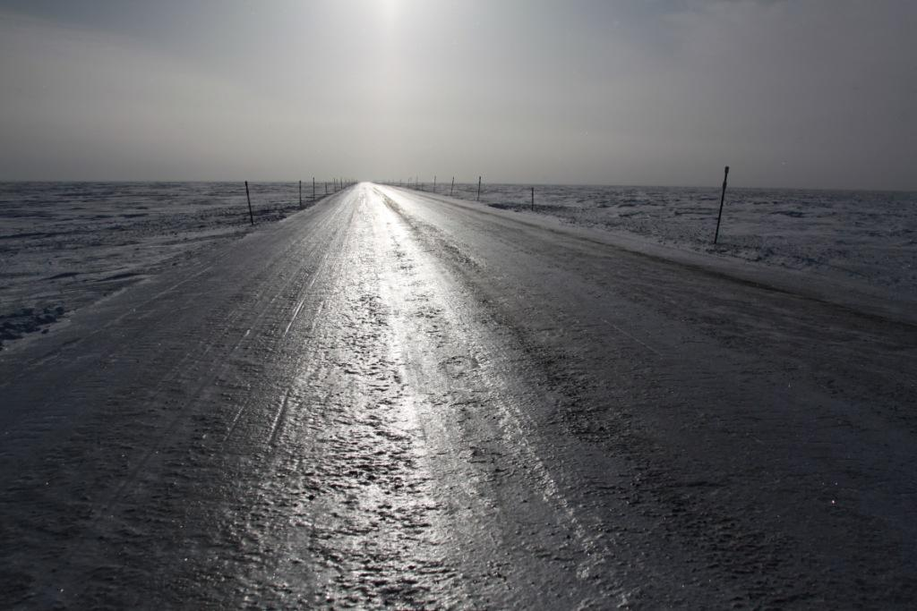Haul Road - Dalton Highway