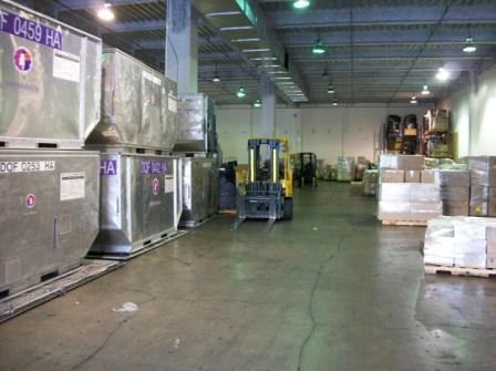 Lynden warehouse