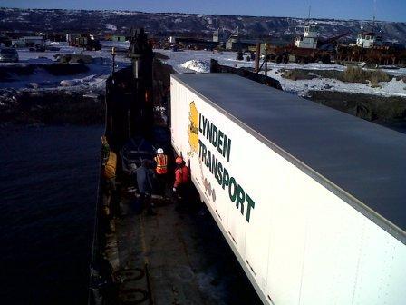multi-modal shipment