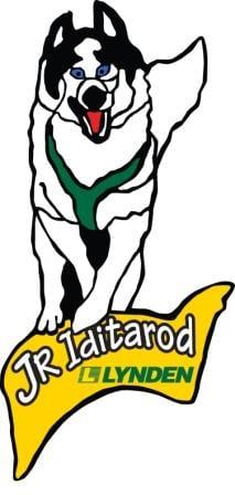 Jr. Iditarod logo