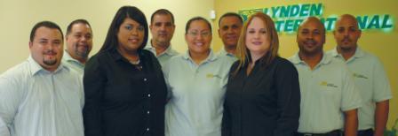 Lynden Puerto Rico staff