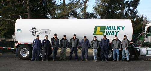 Lynden Tank crew
