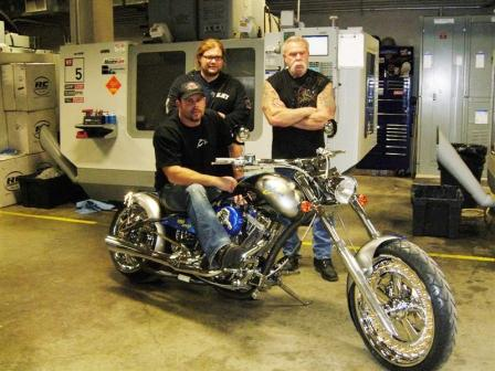 OCC guys with Alaska chopper