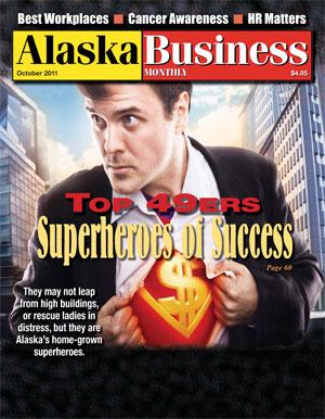 Top 49ers - Alaska Business Monthly