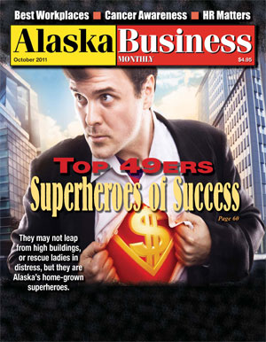 Top 49ers - Alaska Business Monthly