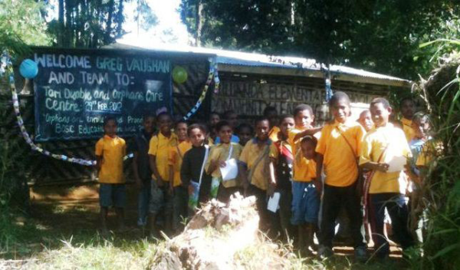 Tari Disable Care Centre, Papua New Guinea