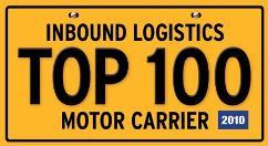 Top 100 Motor Carrier - Lynden Transport