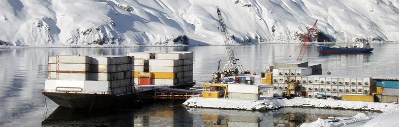 Dutch Harbor - Alaska Marine Lines