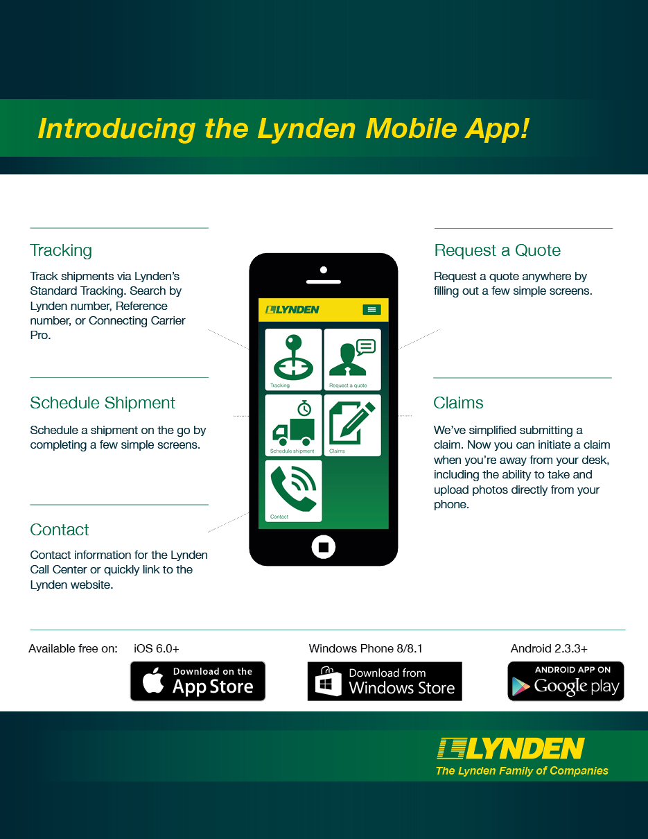 Introducing the Lynden App