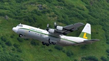 Lynden Air Cargo Hercules