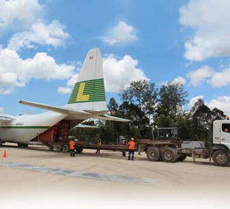 Lynden Air Cargo Disaster Relief