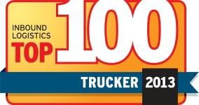 Top 100 truck logo