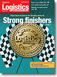Logistics Management cover