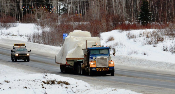 AWE oversized load