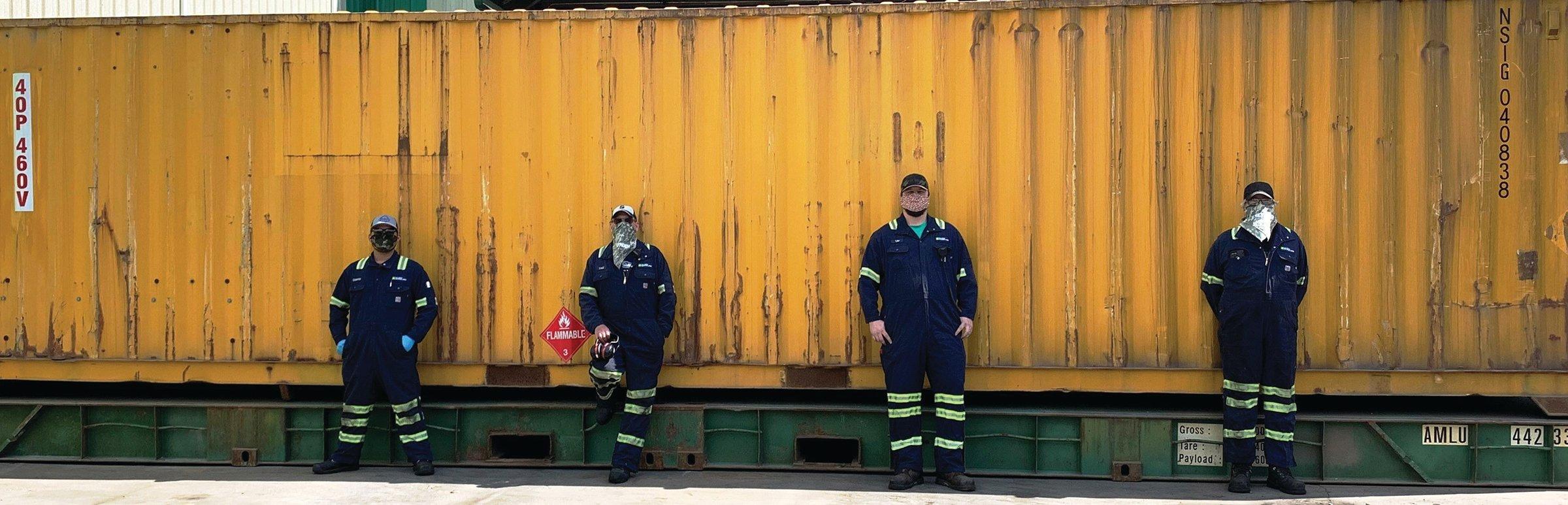 Alaska Marine Lines Stay Safe campaign