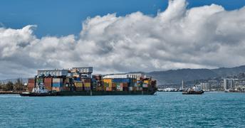 Aloha Barge