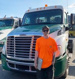 Alaska Marine Trucking Driver