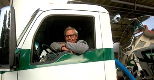 Driver Scott Polinder