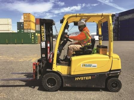 Electric forklift driver Erik Smith, T115 (Y5) Northland.jpg