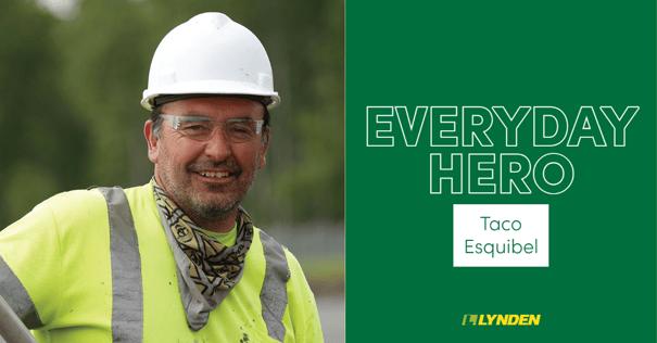 Everyday Hero Taco Esquibel