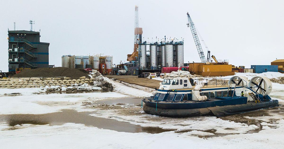 Bering Marine Hovercraft