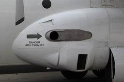 Lynden Air Cargo APU