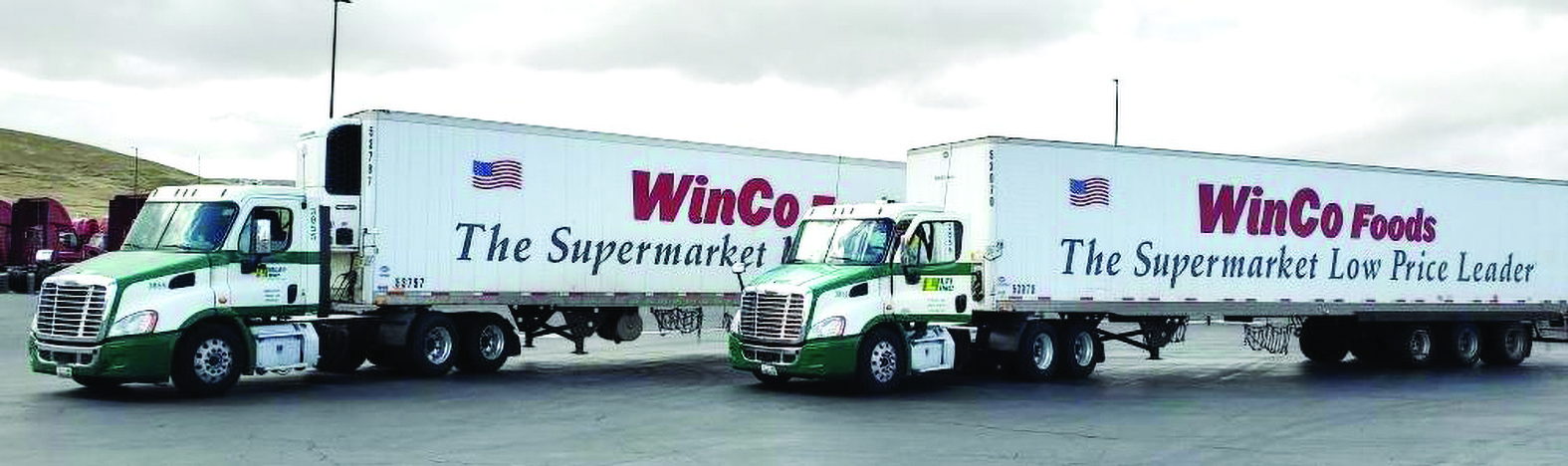 LTI, Inc. carries groceries for WinCo Foods