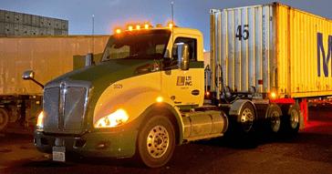 LTI, Inc. truck