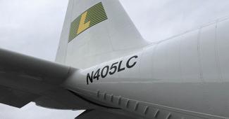 Lynden Air Cargo microvanes