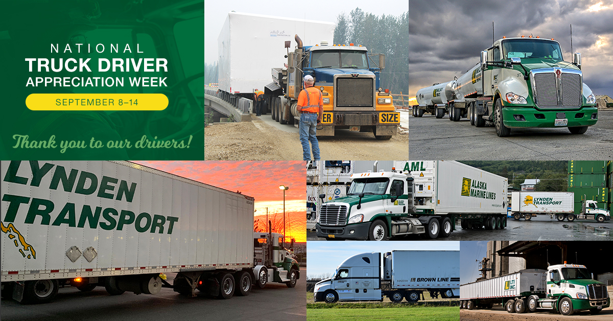 National Truck Driver Appreciation Week