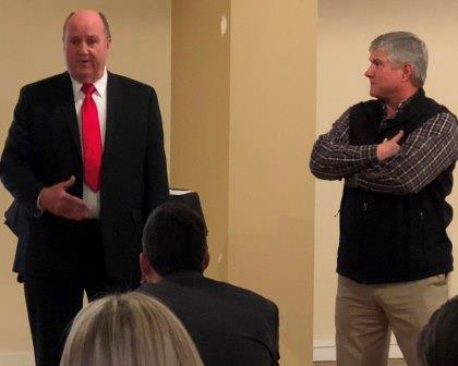 Steve McQuery and Dennis Flajole speak at UW.jpg